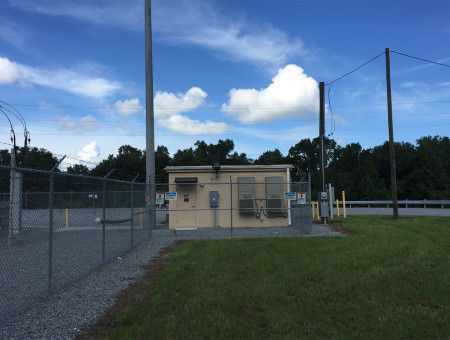 De Leon Springs Substation