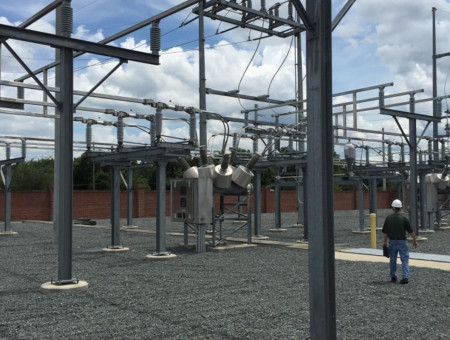 Dona Vista Substation