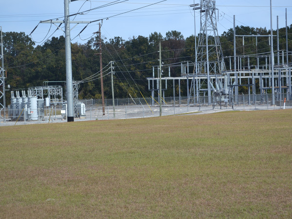 Fort White Substation - Columbia County, FL