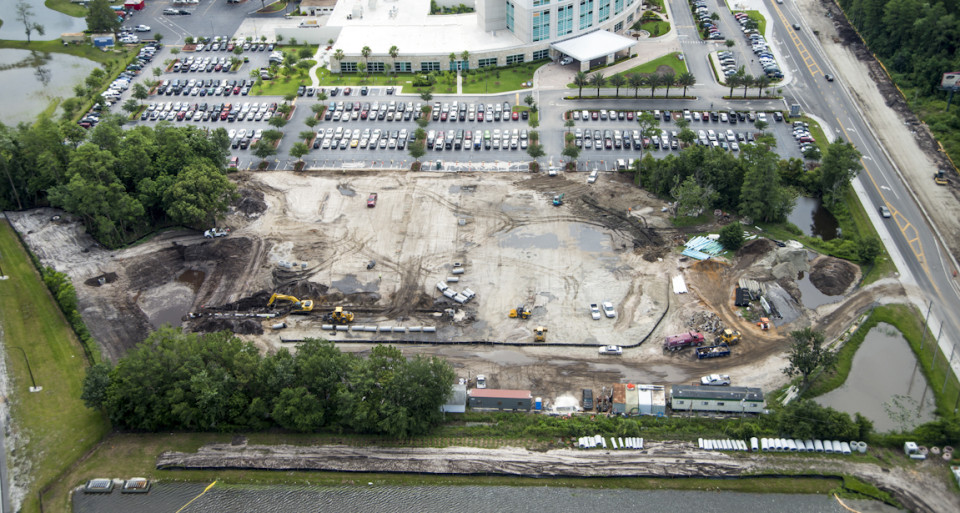 Florida Hospital – East Orlando Emergency Department Expansion – Orange County, FL