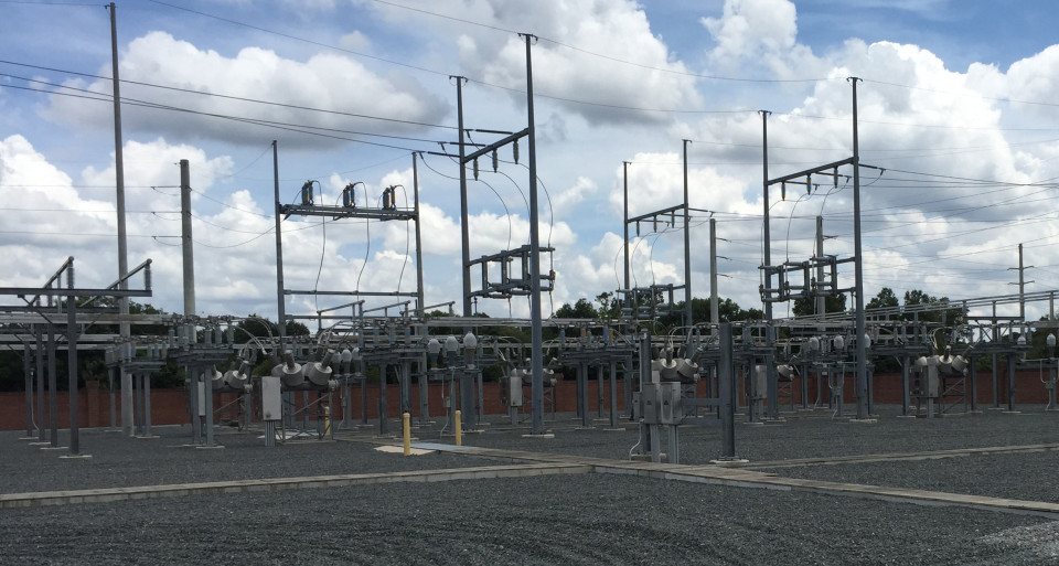 Spring Lake Substation - Altamonte Springs, FL